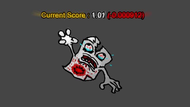 Current Score : 1.01