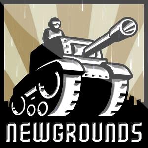Newgrounds in the Rain!