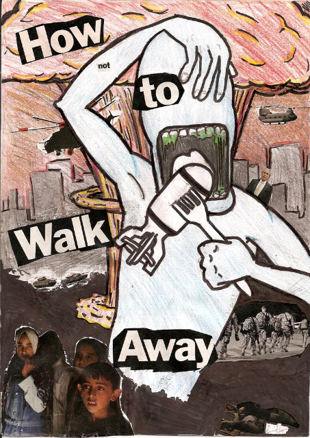 HOW (not) TO WALK AWAY