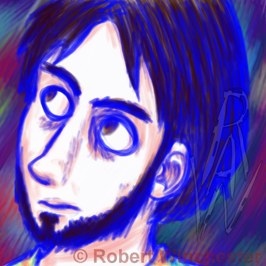 Rob Portrait Fall08