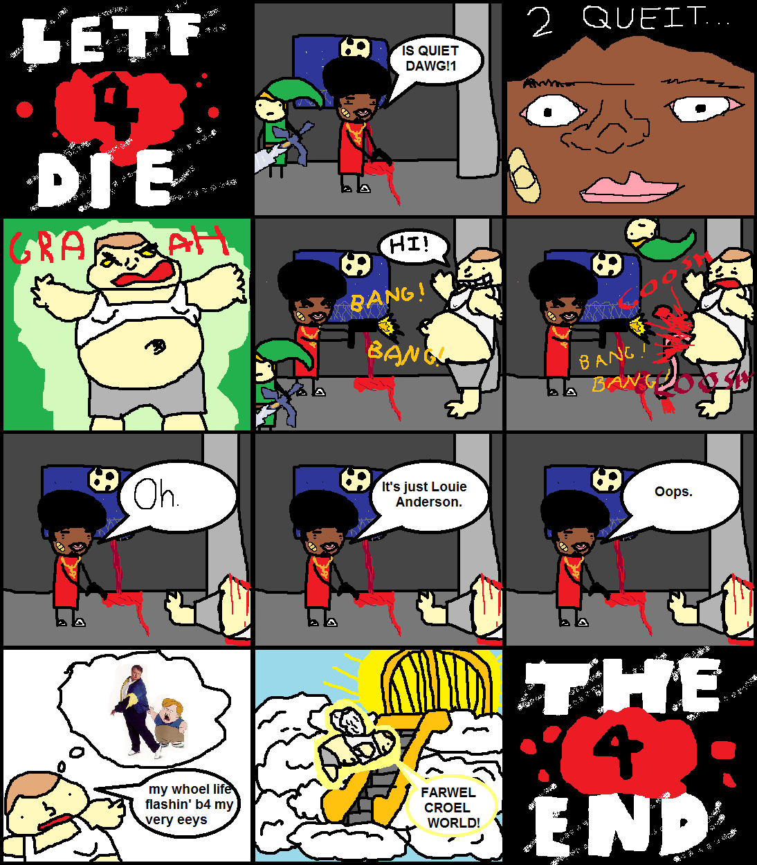 Letf 4 Die