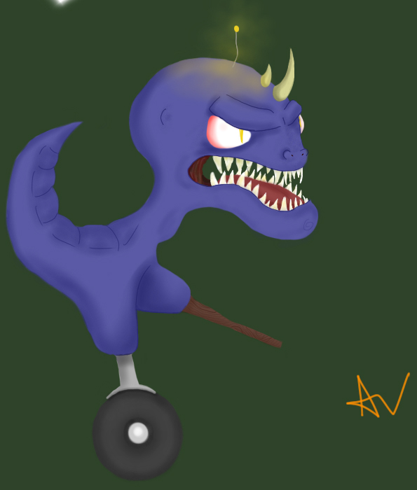 Paralysaur