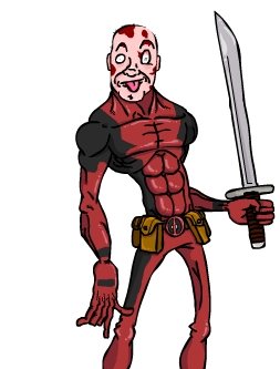 Deadpool For Character Select