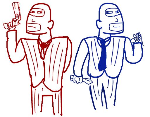 Spy vs Spy