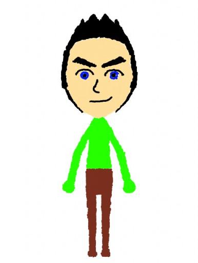 My Mii Character (Colors 3D)