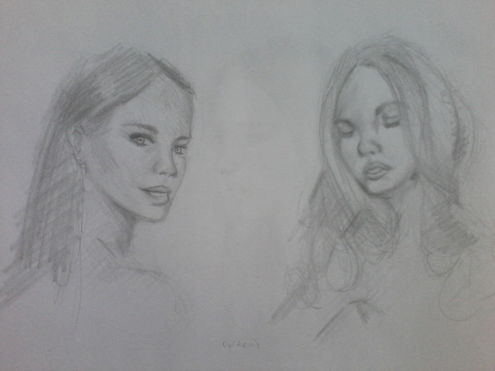 Face Study 2