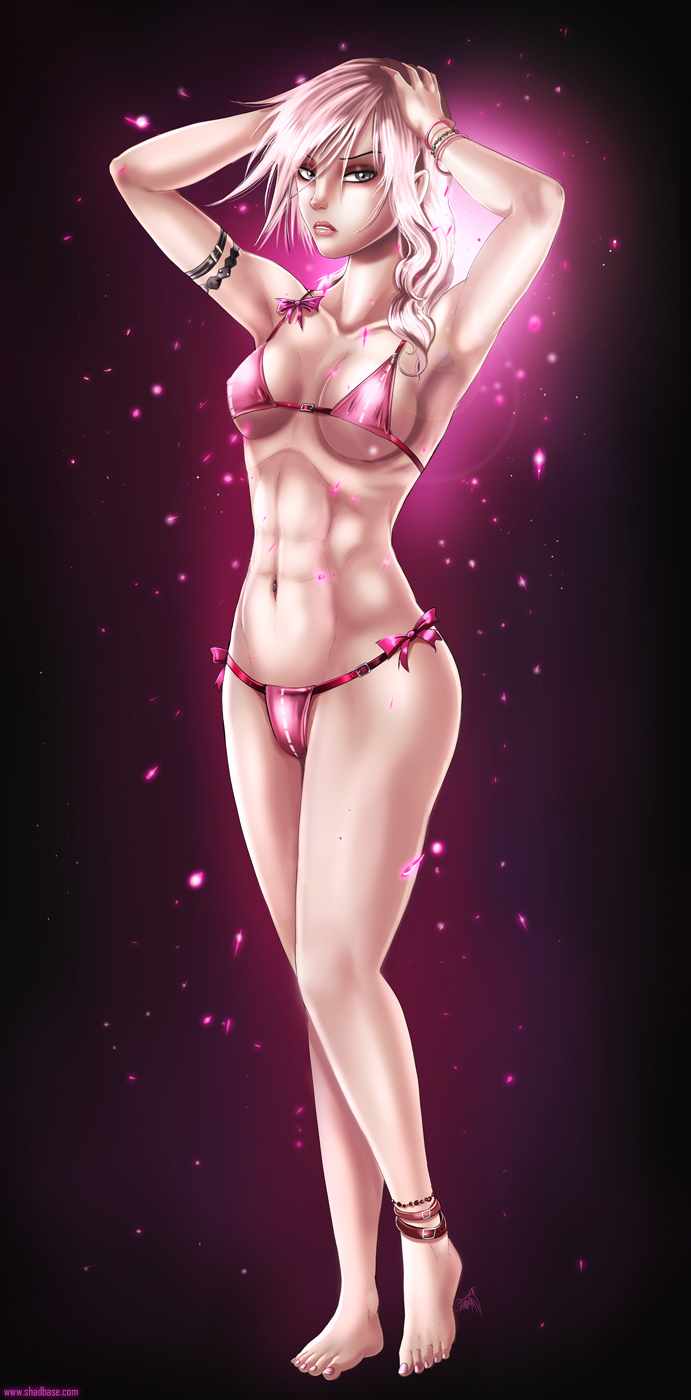 Lightning Claire Farron