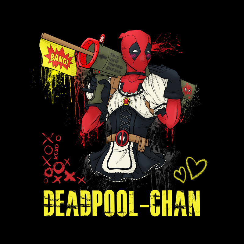 Deadpool-chan