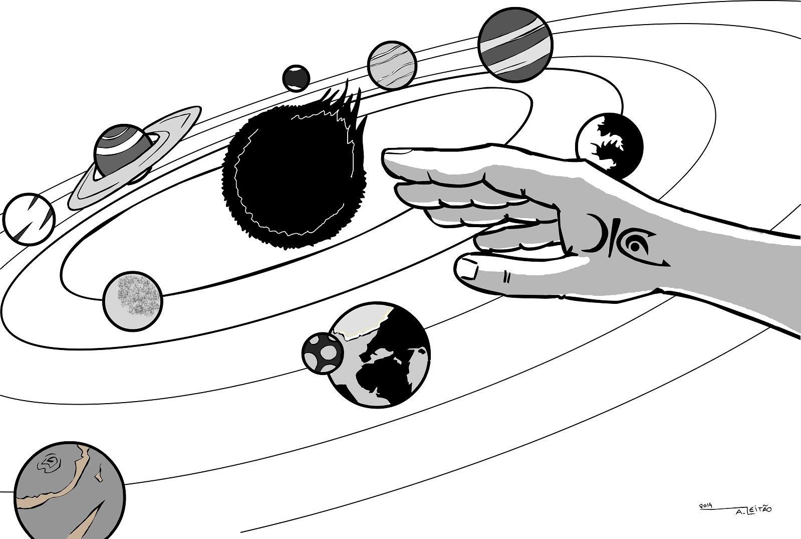 Viagem pelo Espaço