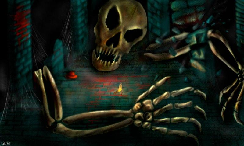 Terraria Skeletron By Thegreatmsg On Newgrounds
