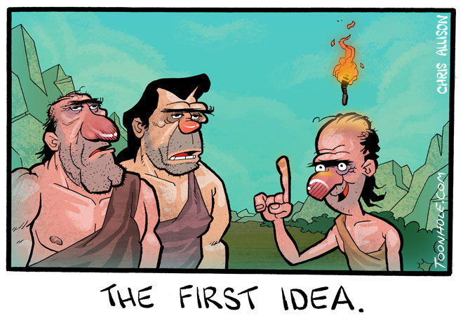 The First Idea