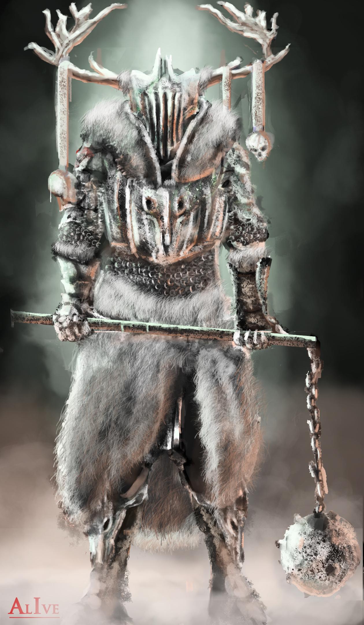 Frost Juggernaut