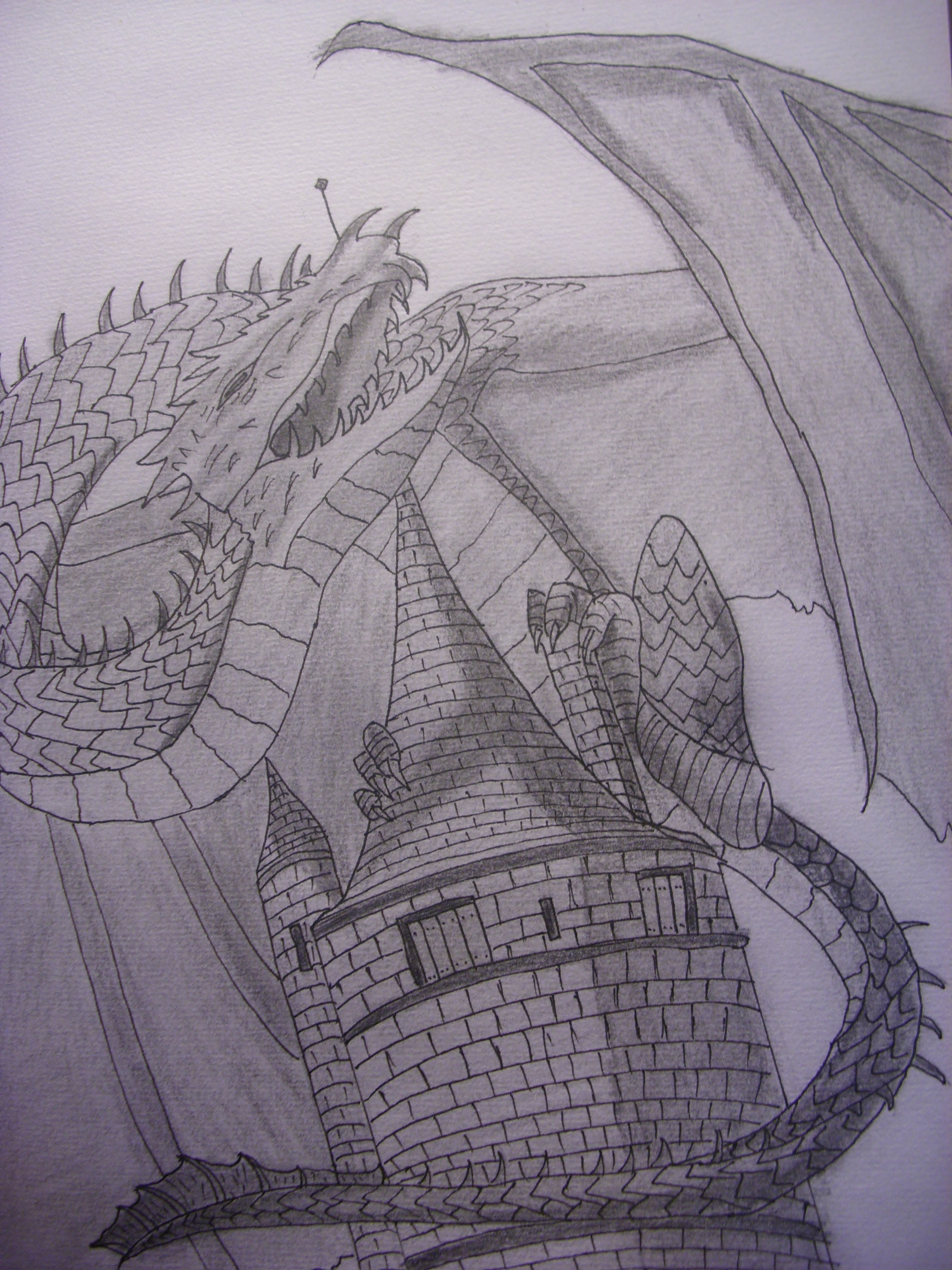 Berserk Dragon