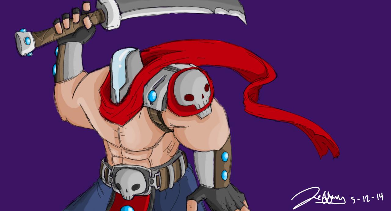 Warlord Character