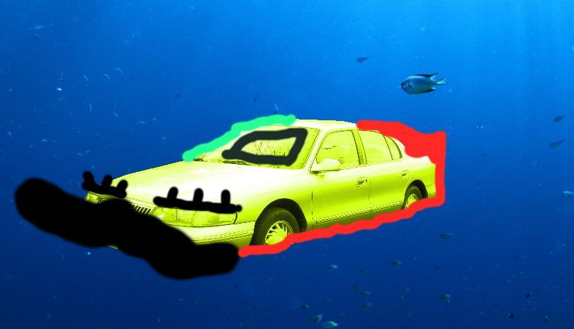 VIRGIL the submarine