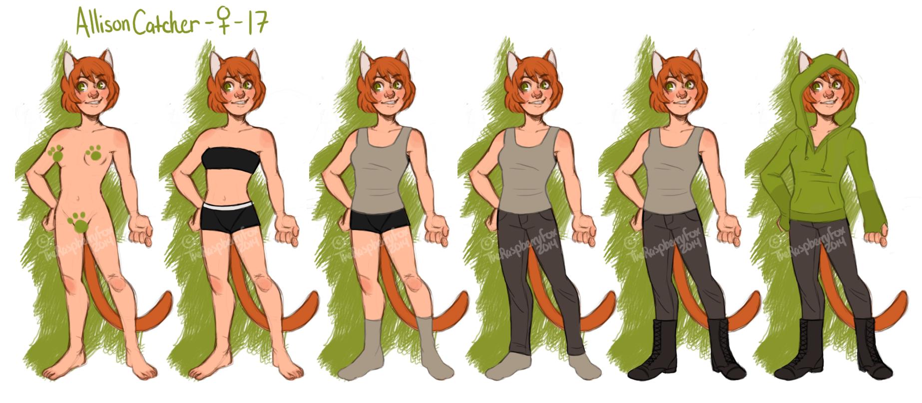 Alli Cat Outfit Breakdown