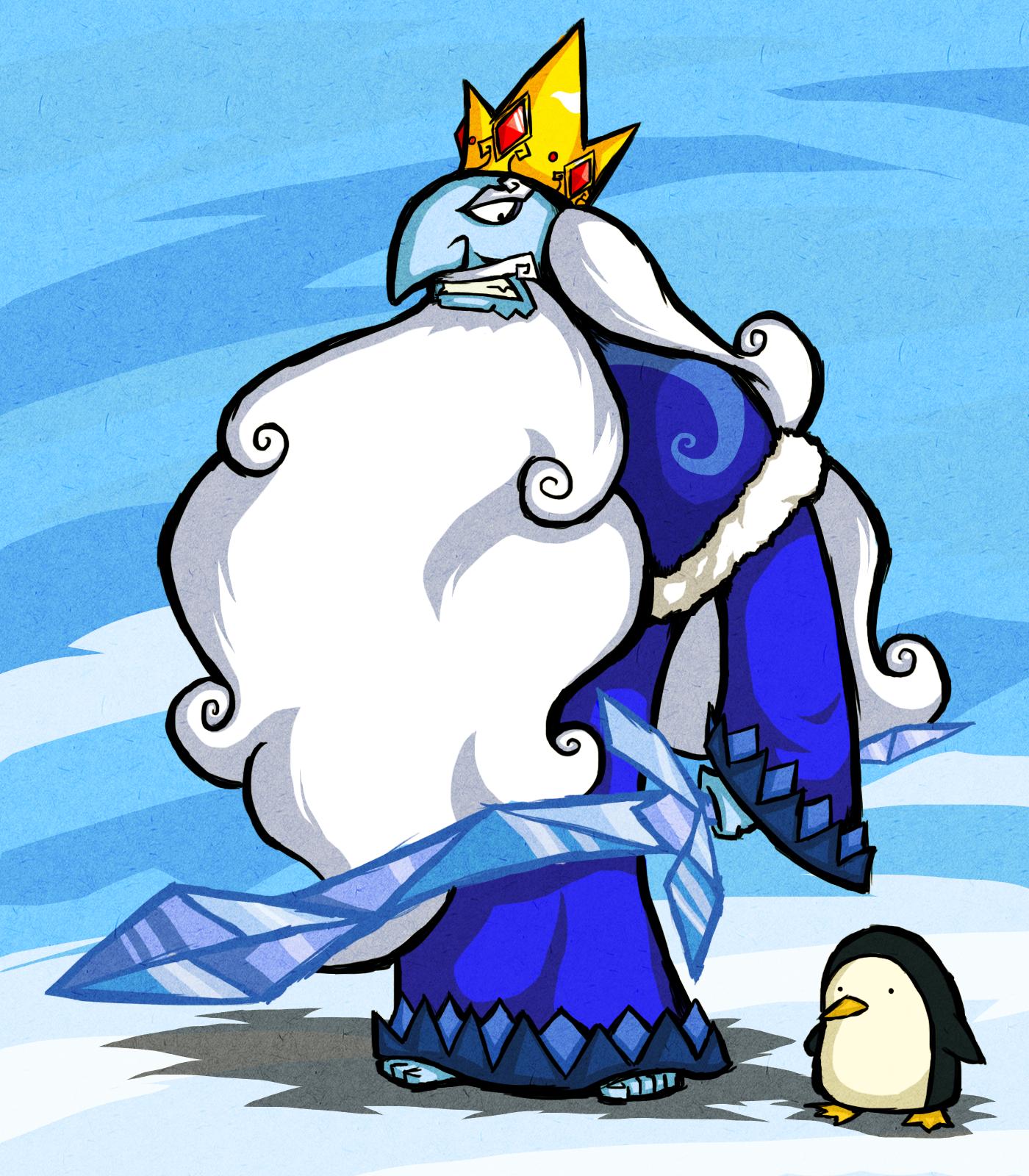 WW Style Ice King