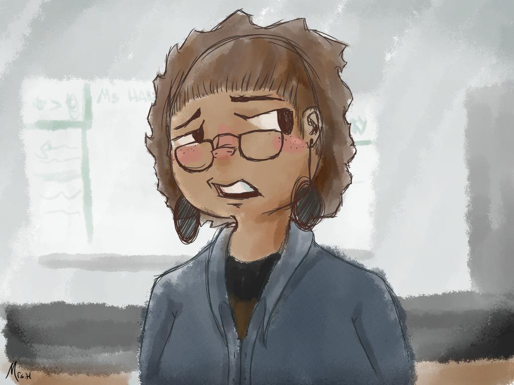 Ms. Harris yo