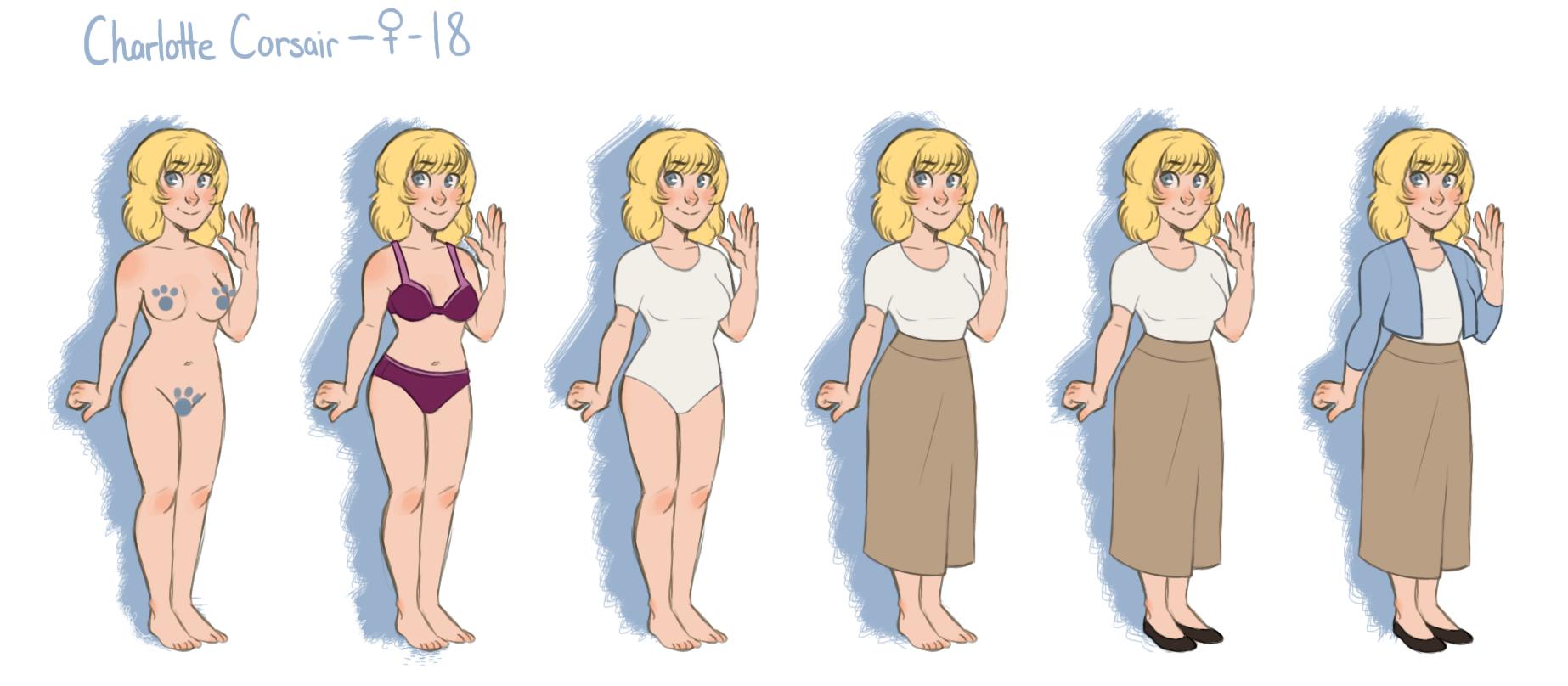 Charlotte Outfit Breakdown