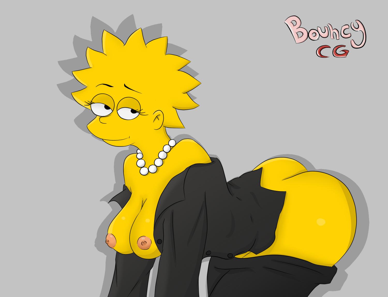 Secretary Lisa Simpson