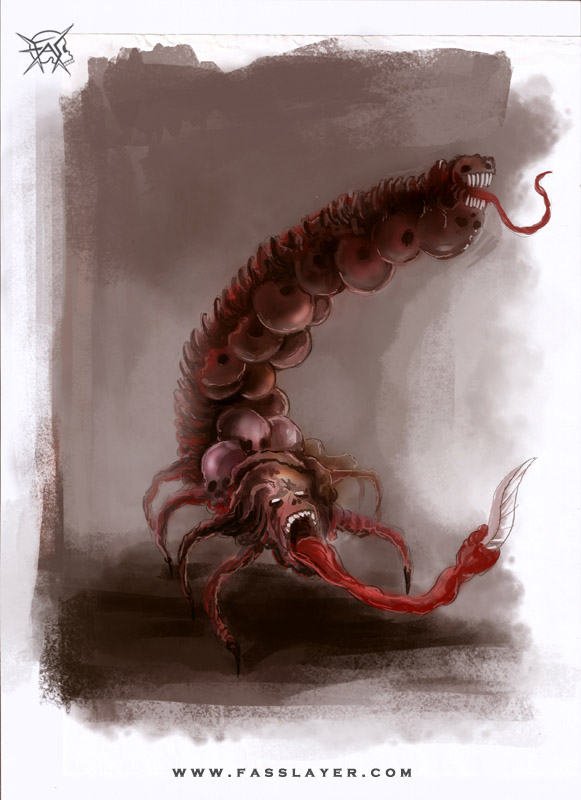 Scorpion Monster