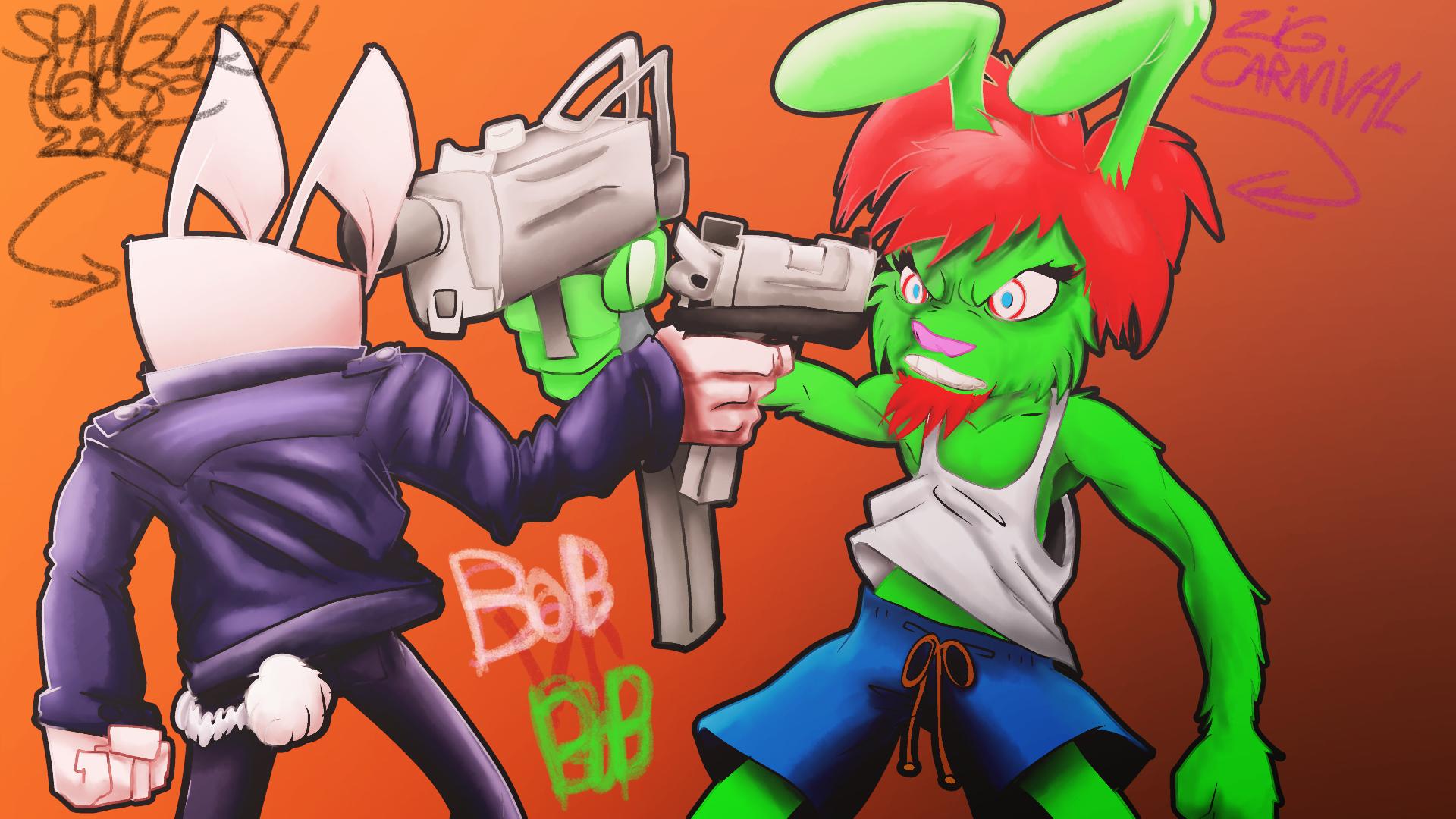 bob versus bob