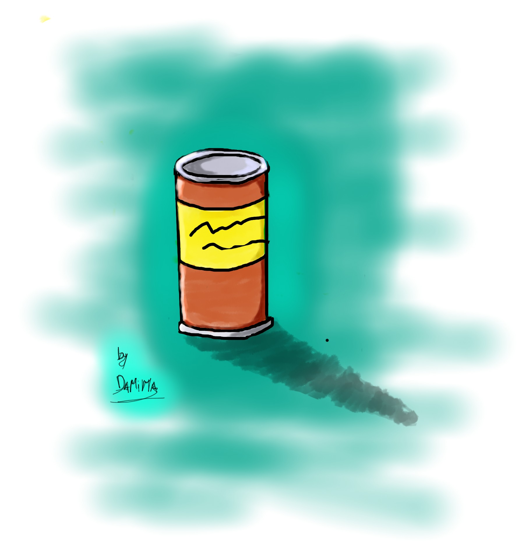 RANDOM CAN