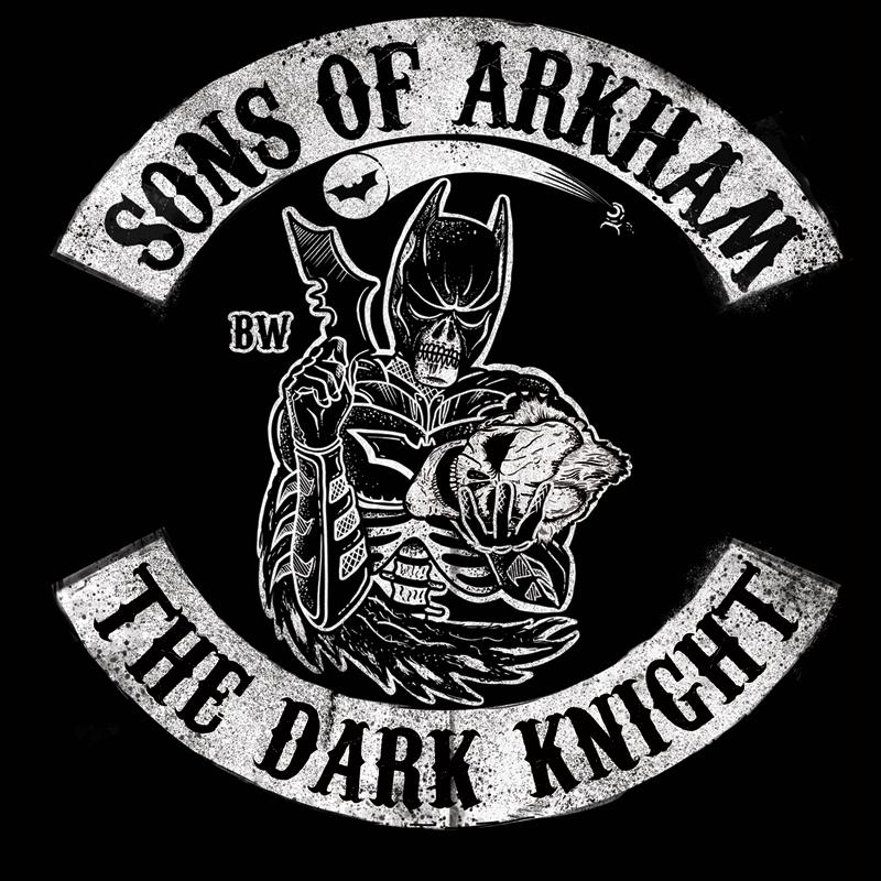 SONS OF ARKHAM THE DARK KNIGHT