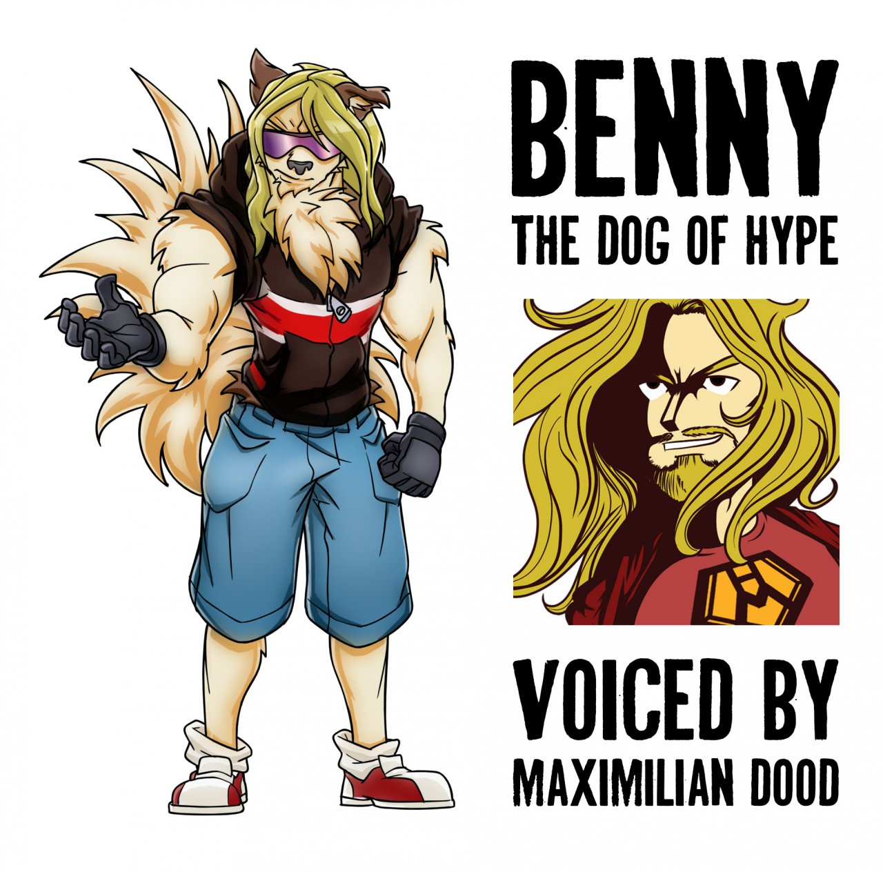 Lets make Benny a Character
