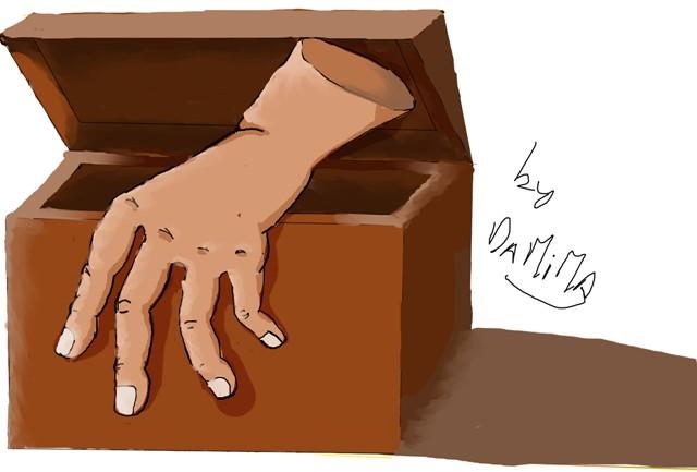 The Addams' Hand