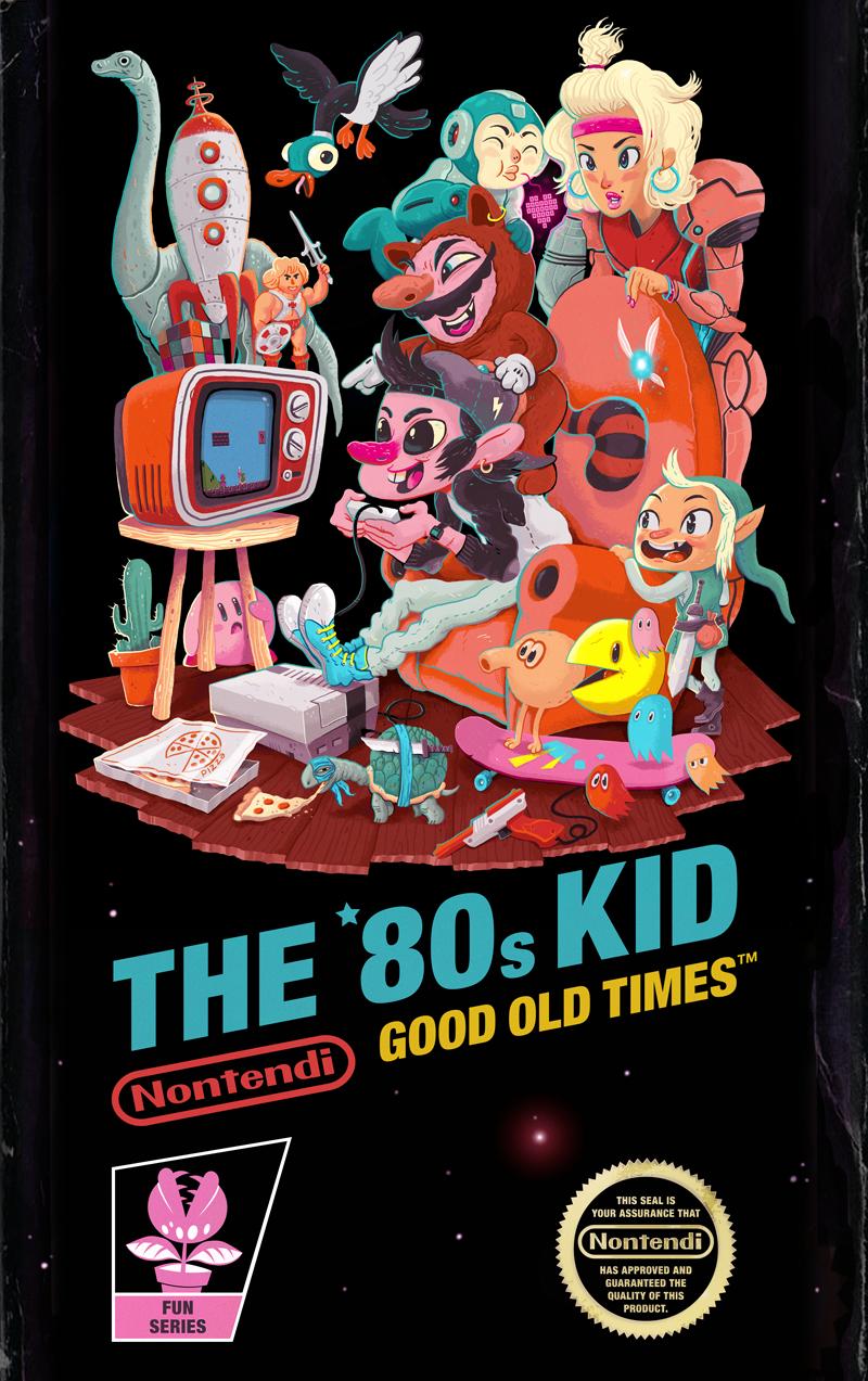 The '80s Kid