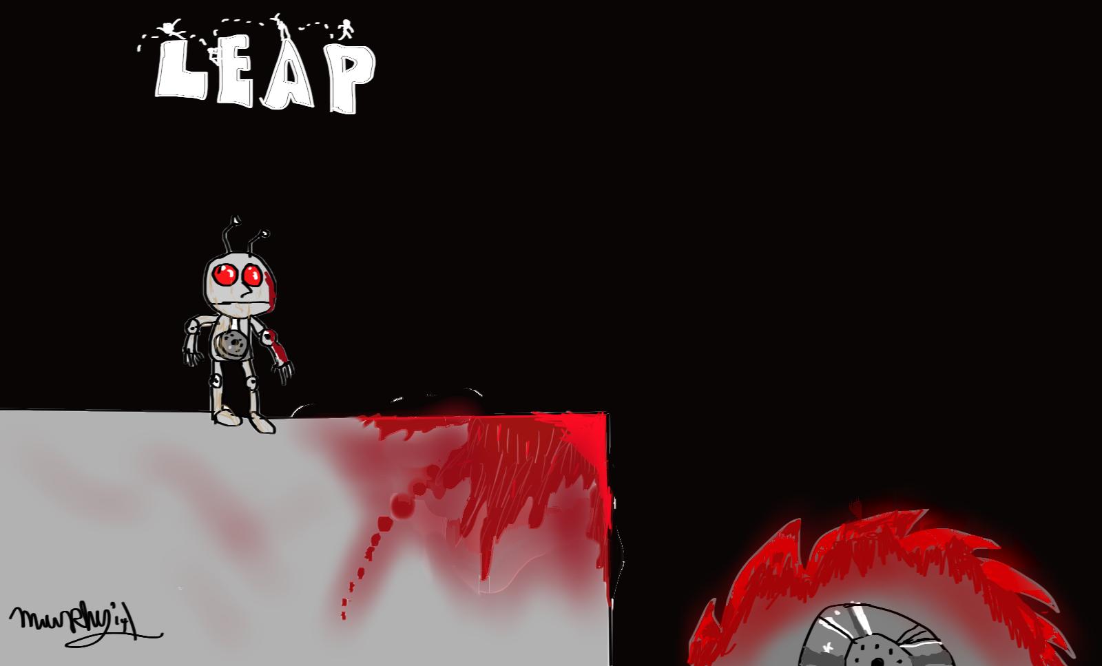 Gorefest-Leap