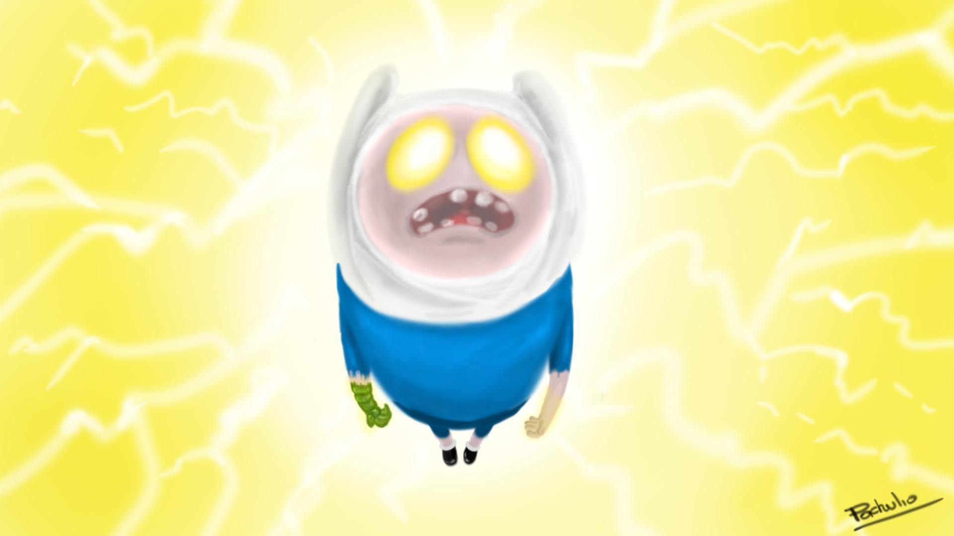 Finn The Emotion Lord