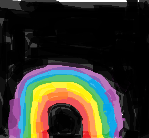Opposite Rainbow