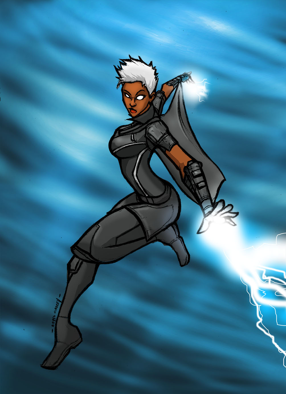 STORM:DAYS OF FUTURE PAST