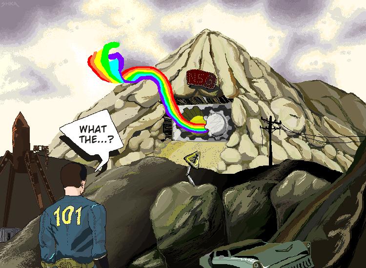 The RARE Mountain