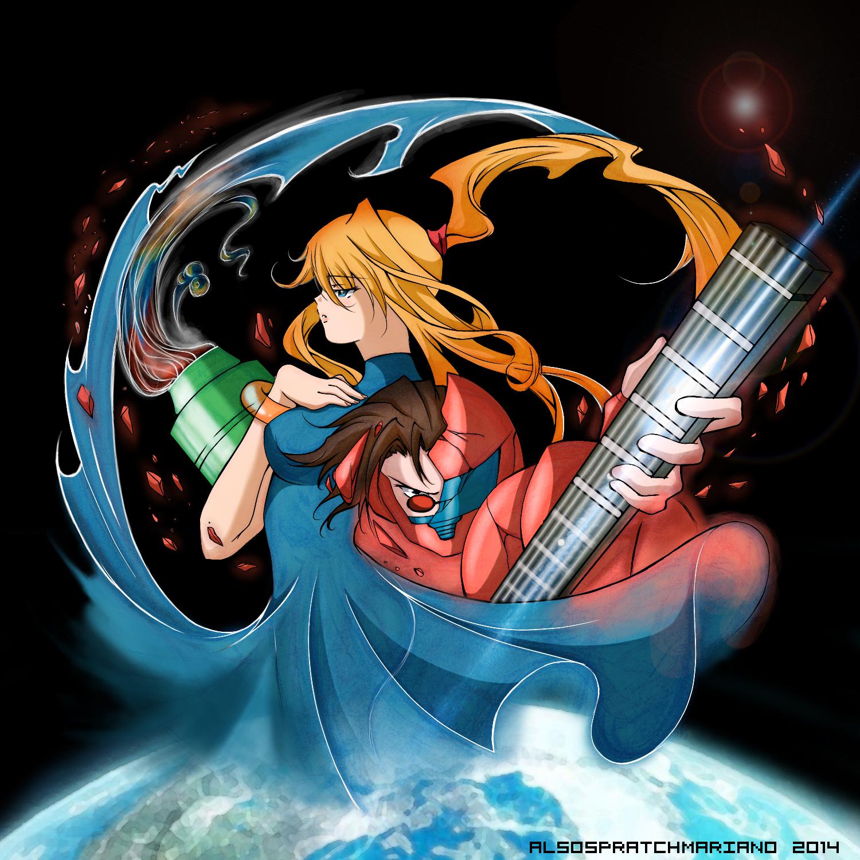 Super Metroid art contest 2