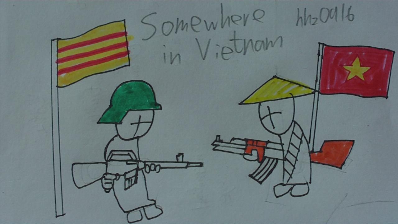 MADNESS: somewhere in Vietnam