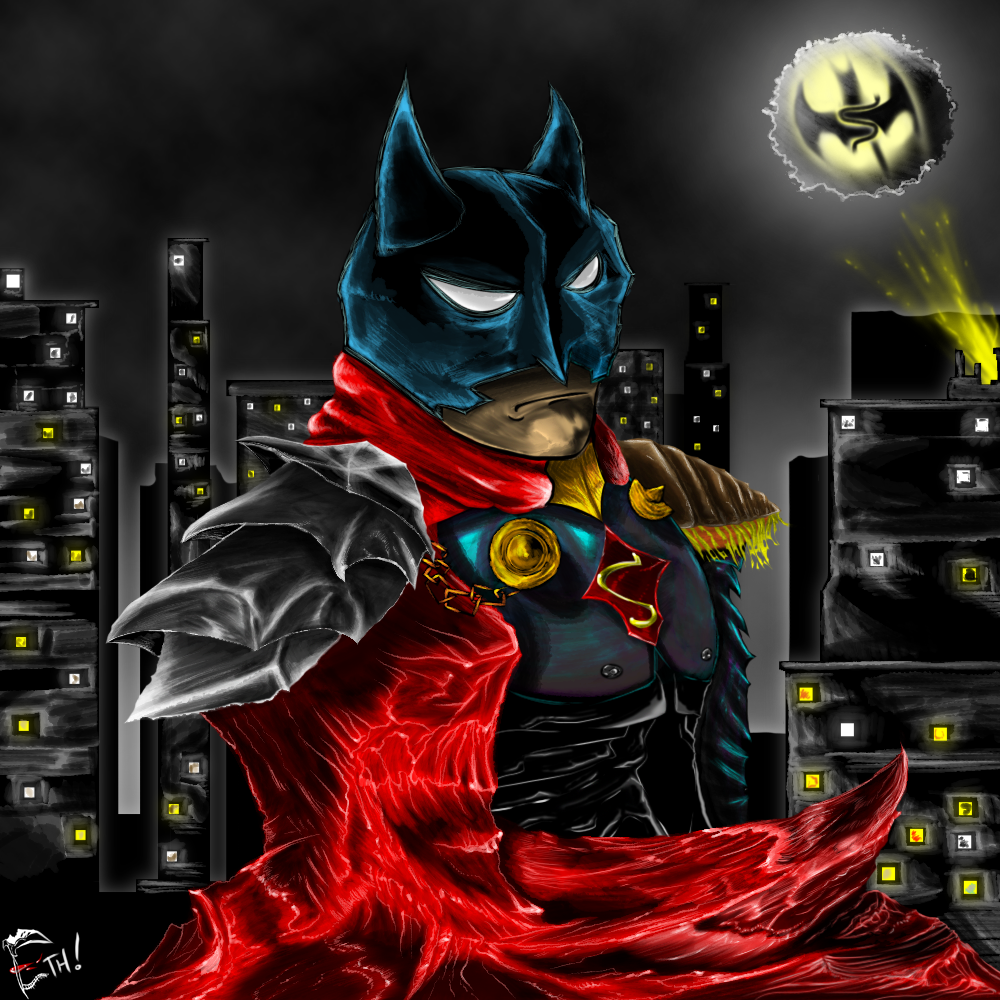Batman Von Suparman