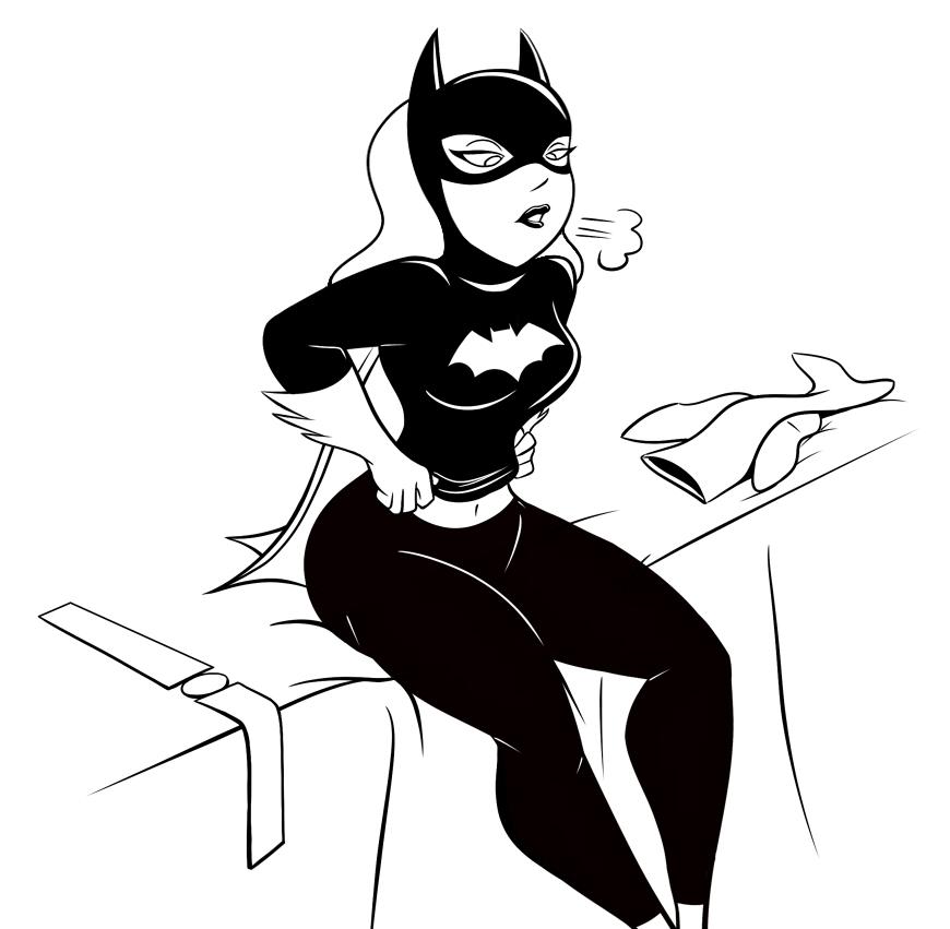 Batgirl: Long Night