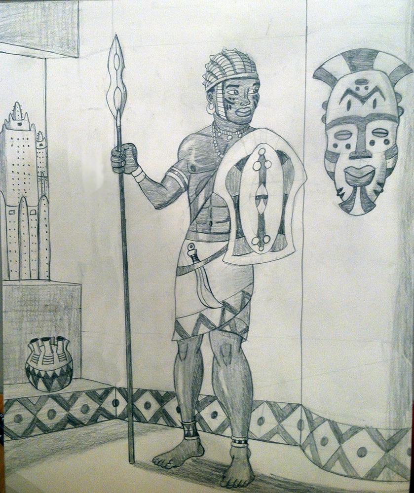 Moorish Guard