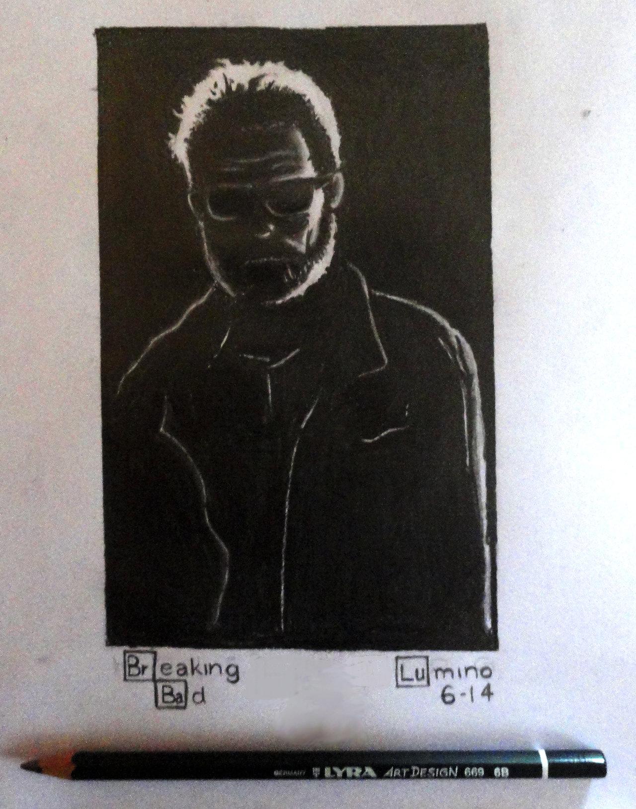 Breaking Bad Heisenberg Lumino