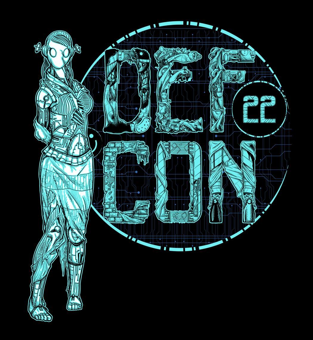Def Con 22 Tshirt design