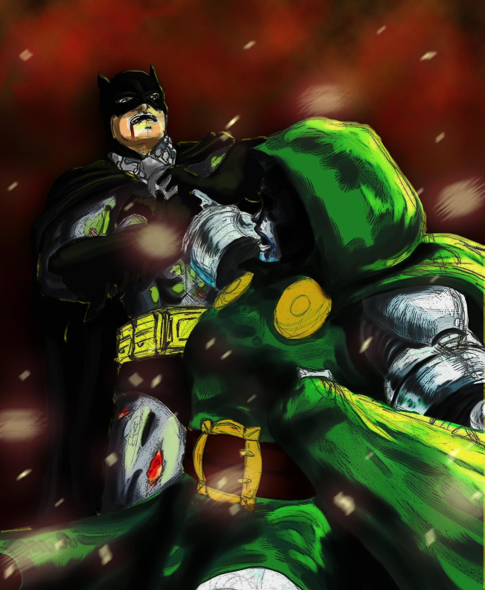 Doom v Batman