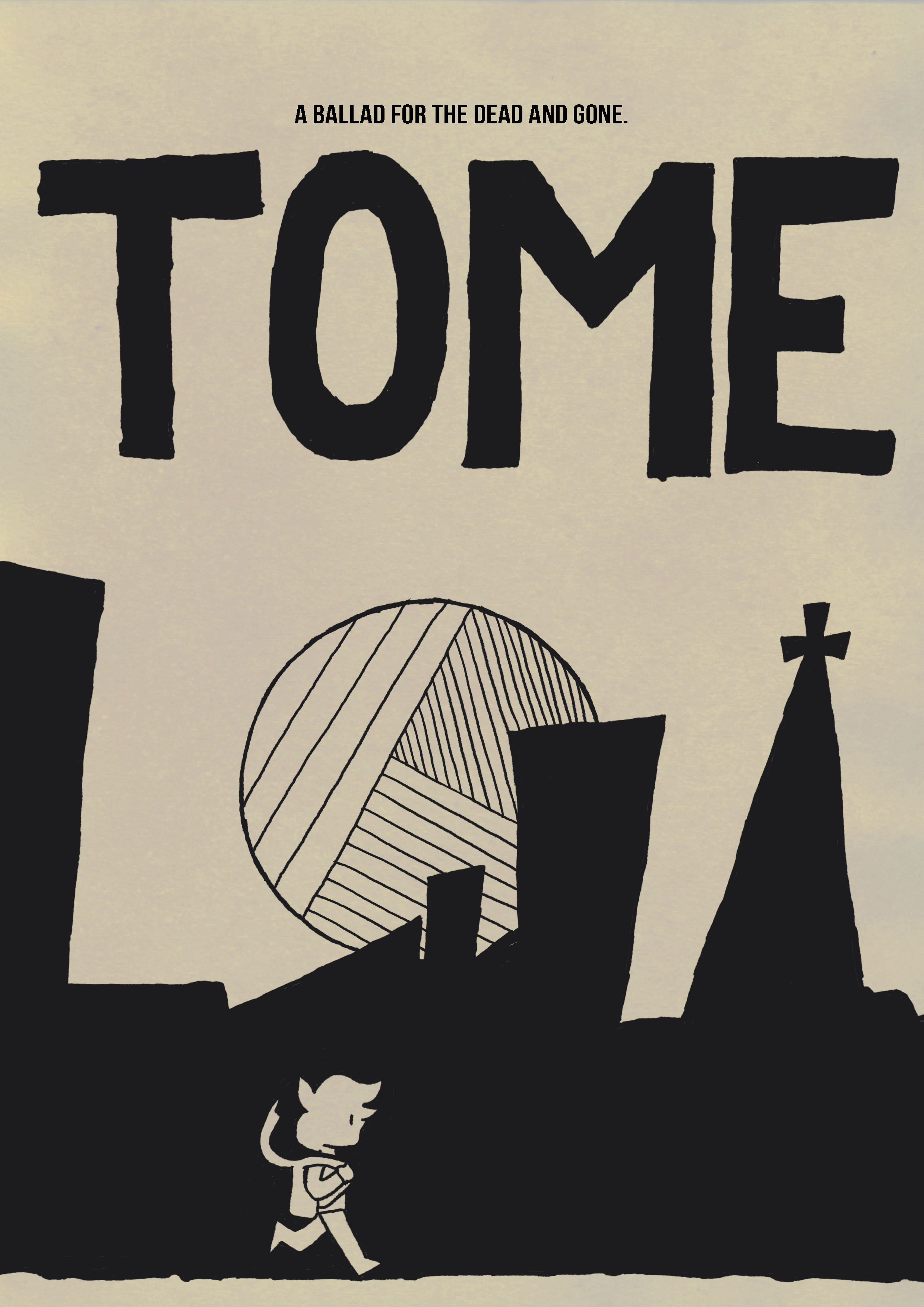 Tome - Exhibition Poster
