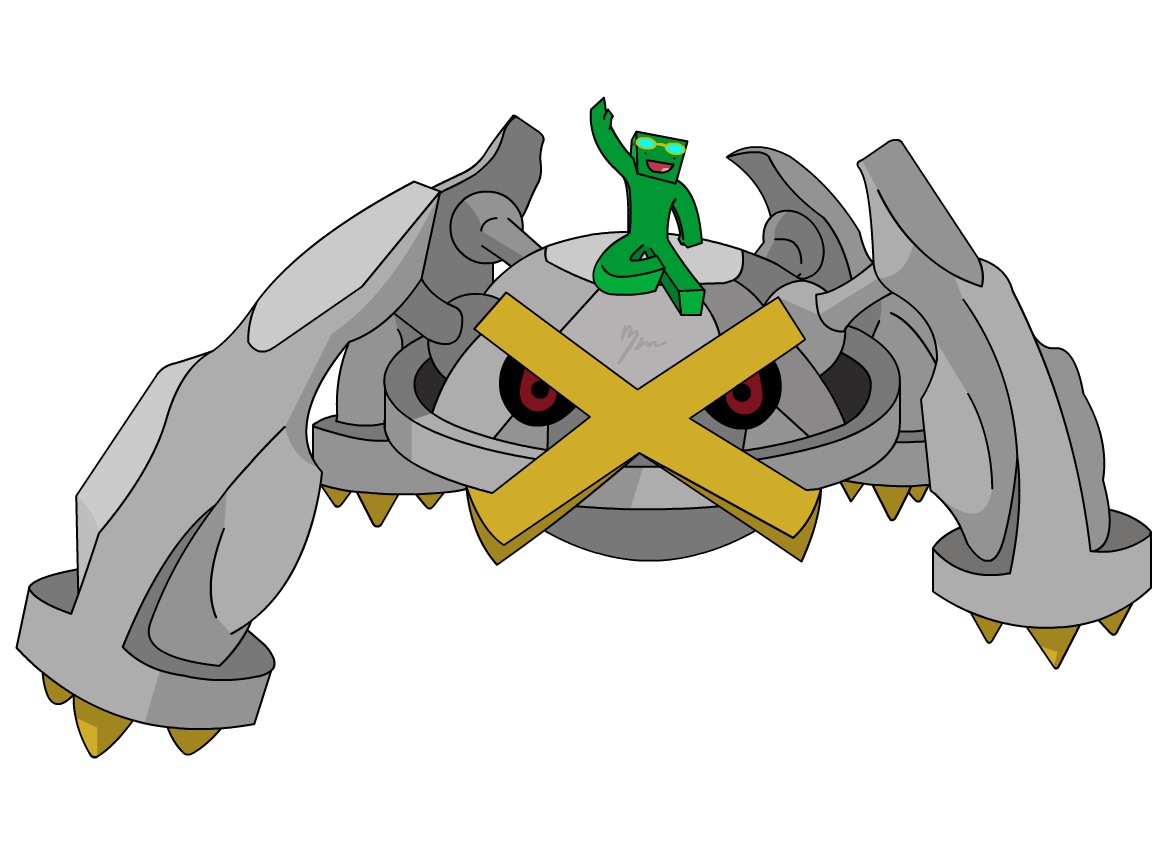 Shiny Metagross (For a friend)