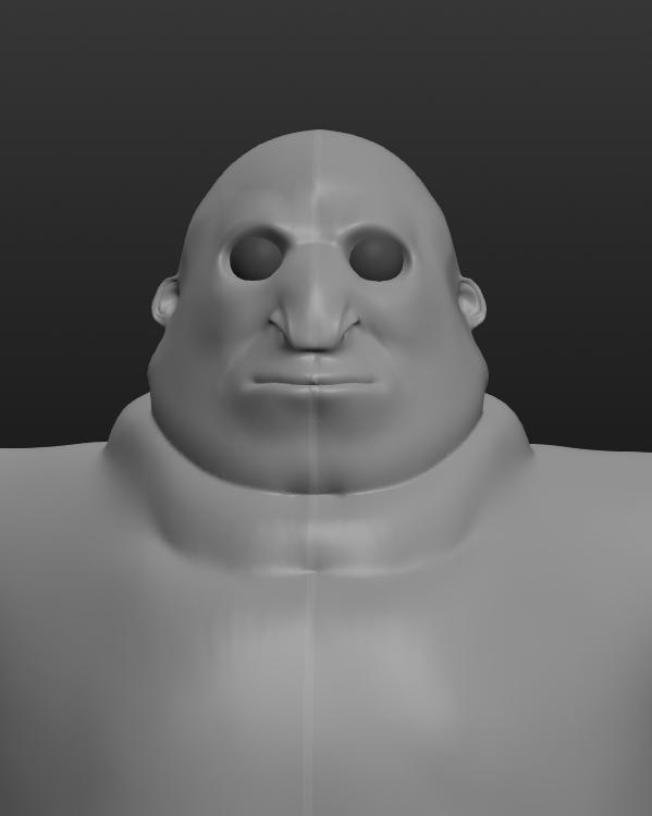 Fancy Fat Man