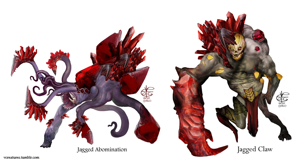 ruby abominations