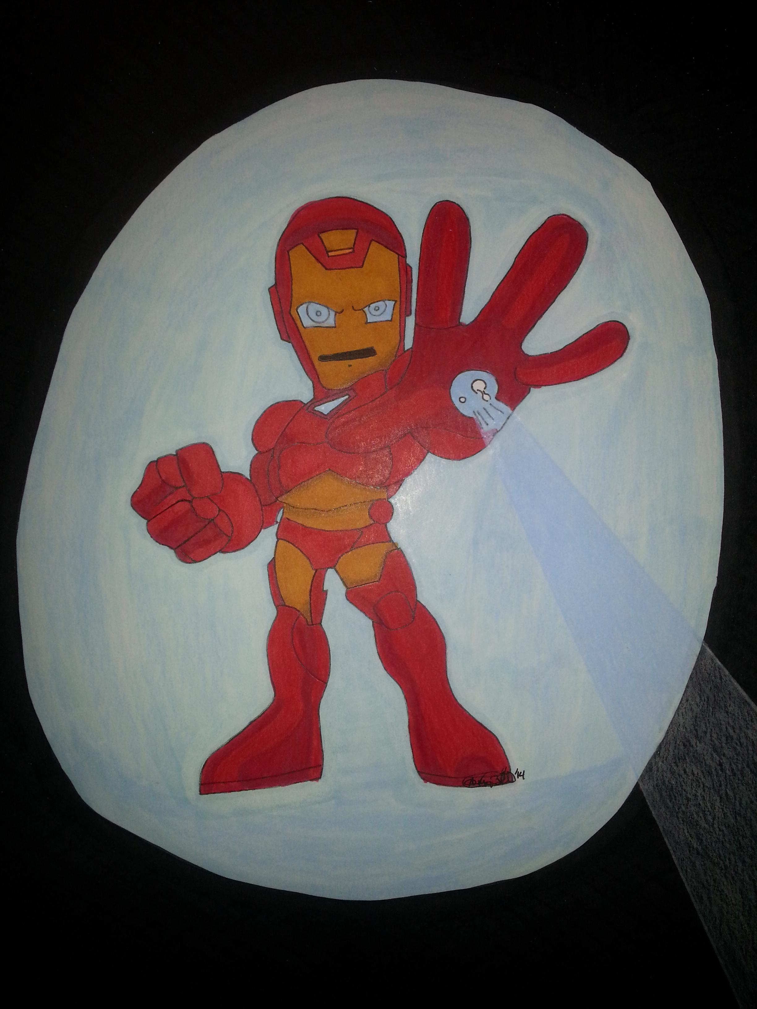 Iron Man Super Hero Squad