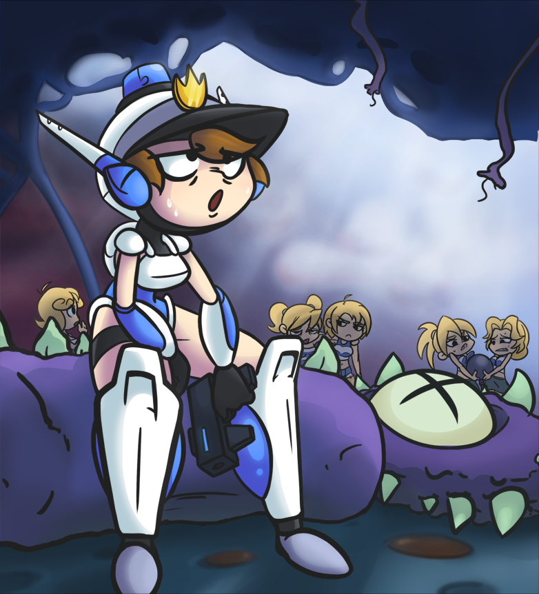 Tally Up Mighty Switch Force By Ancopro On Newgrounds-8684